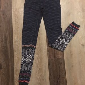 🎉3 for $15🎉 Cozy sweater leggings